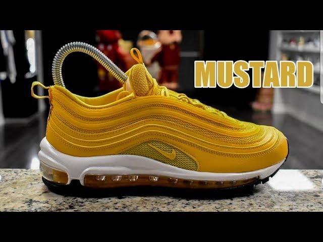 air max 97 mustard