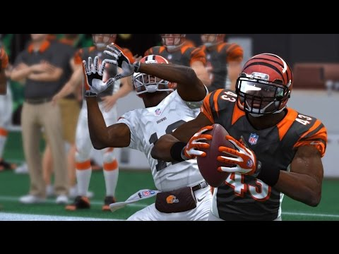 32 Teams In 32 Days: Cincinnati Bengals! (Madden 16 Online Game)