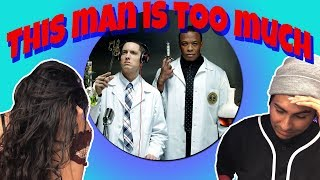 Dr Dre Medicine Man Ft Eminem Lyrics REACTION