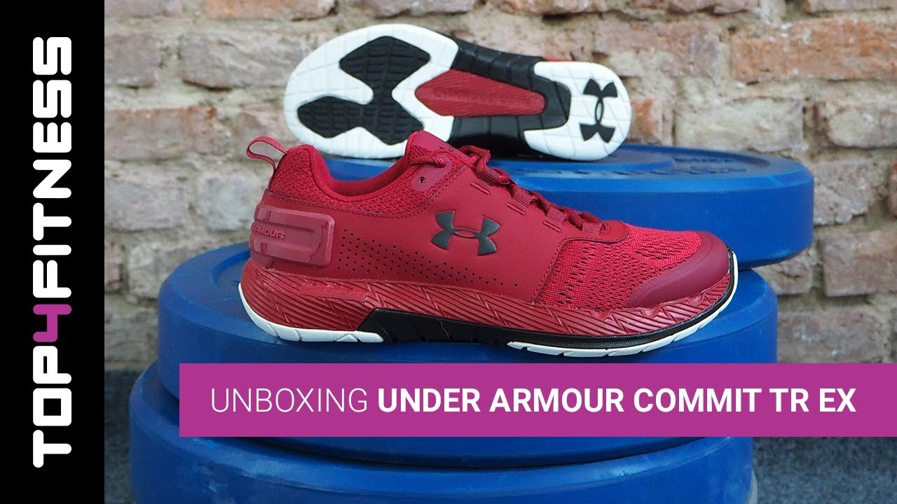 Under Armour Commit TR EX | Unboxing