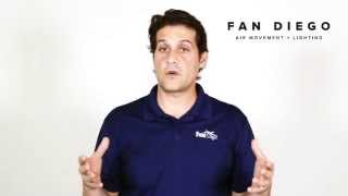Minka Aire Xtreme Ceiling Fan - Fan Diego