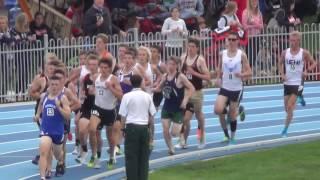 2016 Utah State Track 1600 - 5A