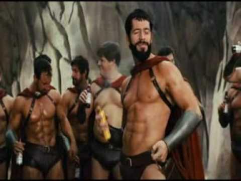 honest trailer meet the spartans soundtrack