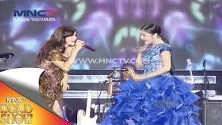 Mulan Jameela Feat Uut PermatasariKopi DangdutMNCTV Road Show