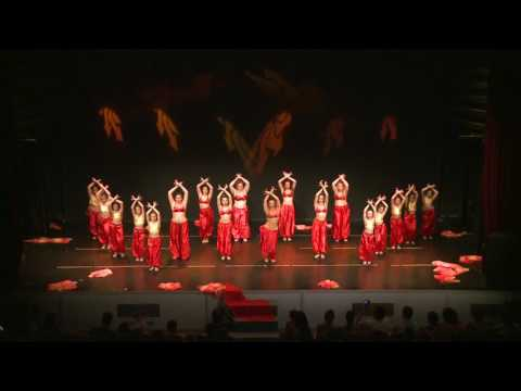 BollyBelly choreography (Mashallah Mashallah)!!!