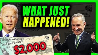 THIS IS CRAZY! Infrastructure Bill VOTE, More Stimulus Checks Sent, Pandemic Lockdowns, Daily News