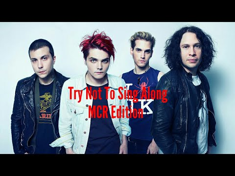 Try Not To Sing Along  My Chemical Romance Edition