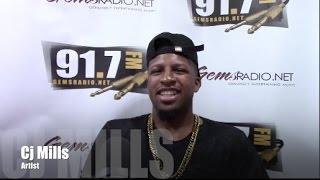 DJ Manchild Real talk with CJ Mills