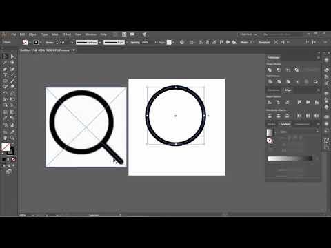Tutorial Adobe Illustrator Pemula | Cara Membuat Icon LUV # 3 thumbnail