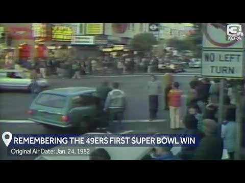 ARCHIVES: Remembering The 49ers First Super Bowl Win