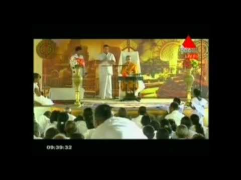 Sirasa Damsara - Mawarale Bhaddhiya Thero _ Ninda Apahasa - Budu Bana