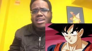 Majin Buu's Final Attack! ( Buu vs Basil)   Dragon Ball Super Episode 79   English Sub