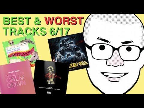Weekly Track Roundup: 6/16 (Joji, Taylor Swift, Drake, Zack Fox & Kenny Beats)