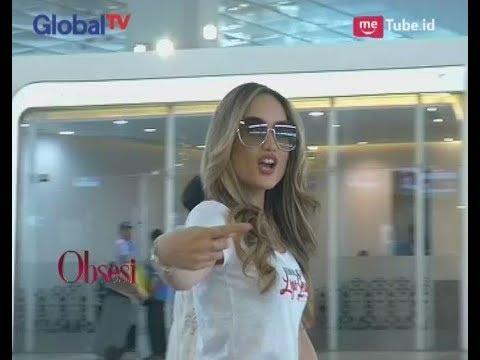 Keren! Pulang ke Indonesia, Cinta Laura Adakan Meet & Greet dengan Fans di Palembang - Obsesi 04/09