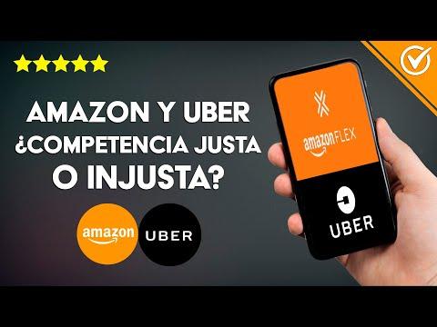 Las Empresas como Amazon y Uber son una Competencia Justa o Injusta, Conócelo