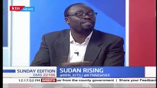Sunday Edition: Sudan rising
