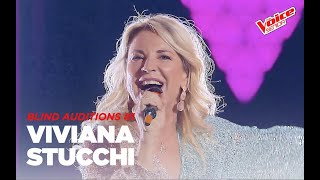 "Viviana Stucchi  ""Musica (e il resto scompare)"" - Blind Auditions #1 - The Voice Senior"