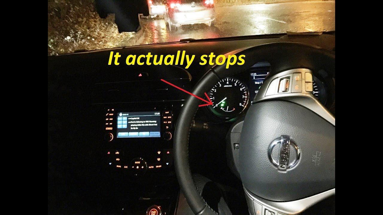 Nissan Qashqai  Pulsar Stop  Start Hack