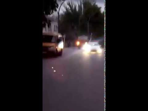 В Луганск прибыла помощь Российских военных.
