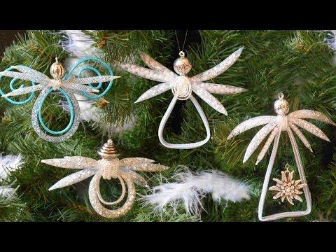 Decorations Noel Anges