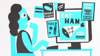 Website cookies explained | Guardian Animations