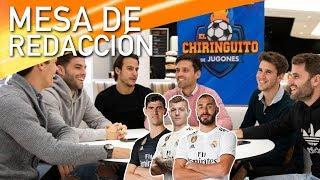 MdR | ⚪⚽El Real Madrid SE JUEGA la TEMPORADA contra el AJAX... 🏆¿PASARÁ A CUARTOS?