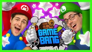 SMOSH MARIO PARTY TOURNAMENT (Game Bang)