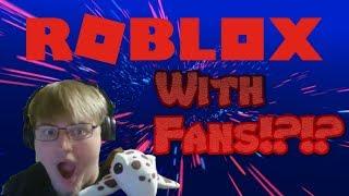 ROBLOX FUN w/ FANS OMG!!!! SuperChats Shock me O.O 48 MIN STREAM