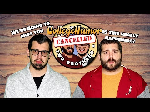 CollegeHumor is Shutting Down!