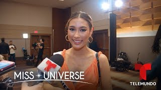 Exclusive Interview: Miss Indonesia 2019, Frederika Cull | Miss Universo 2019 | Telemundo