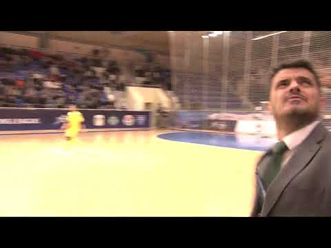 Uefa Futsal Champions League. Sporting (por) Vs Nove Vrijeme (cro) – 4:0. Highlights