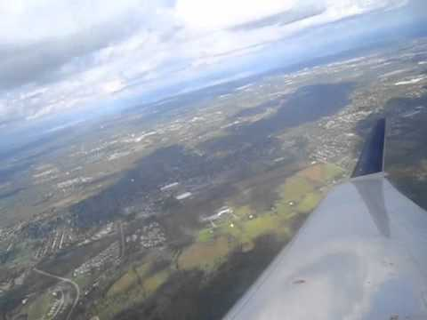 Canadair Regional Jet: Takeoff and Landing