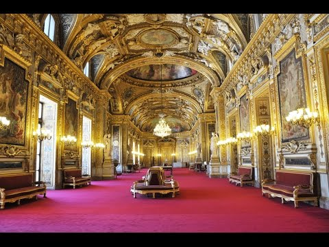 France - Paris - Visite et Soirée au SENAT 2015