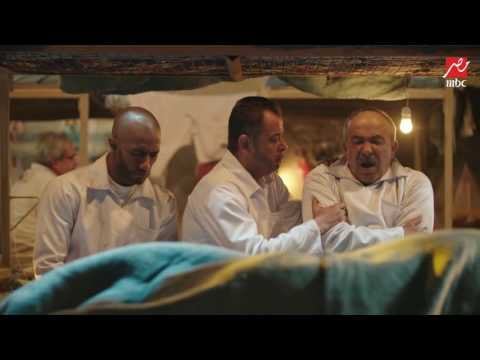 #الأسطورة   فيديو مؤثر ... مختار يبكي حرقاً بعد ما ناصر أخبره بموت بنته