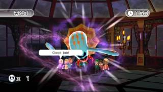 Wii Play Motion: Spooky Search 2 player 60fps