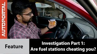Investigation Part 1 - Are fuel stations cheating you? - Autoportal