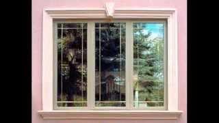 видео Окна фасадные. Окна для частного дома