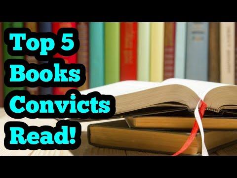 Top 5 Books Convicts Read!
