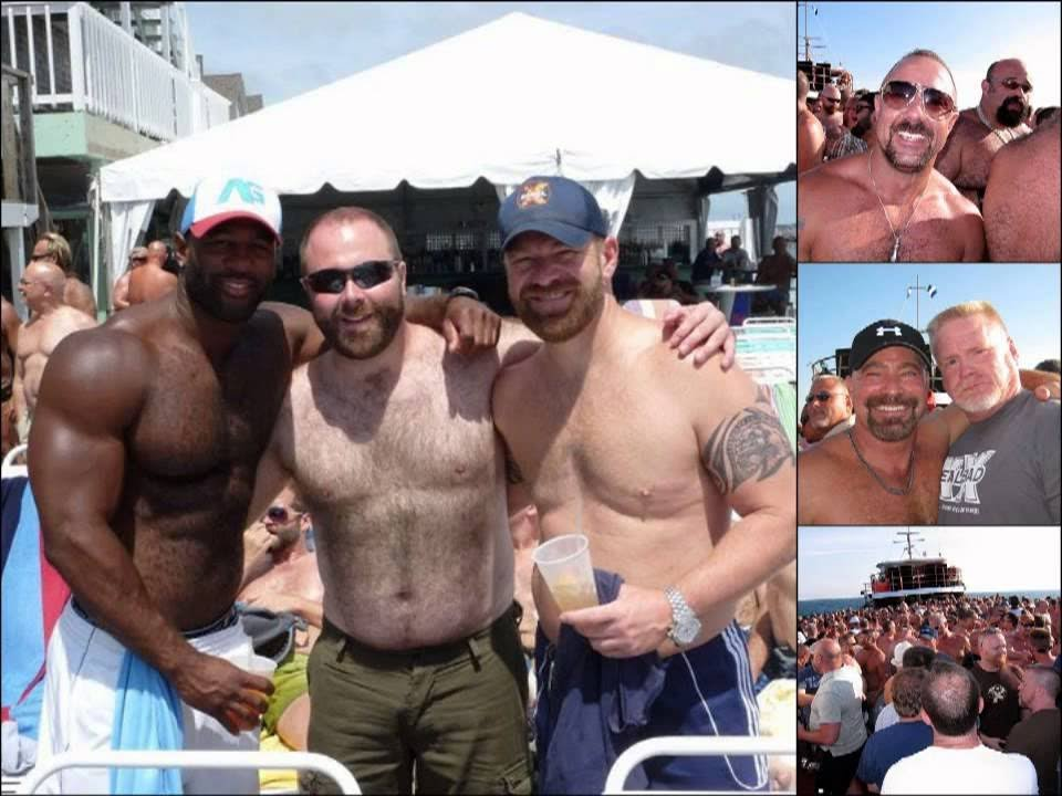 Bear Week 2015 Tea Dance Boat Slip Hudson Cerone Quot Fries