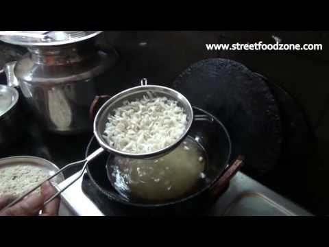 How to Fry Flattened Rice? | Atukulu | Poha | Beaten Rice | Aval | Avalakki