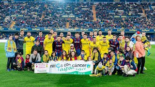 Todos contra el cáncer infantil