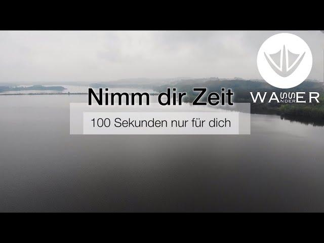 Zeit für Dich 001 - Absberg Seespitz [Wasserwanderer - unter Segeln wandern]