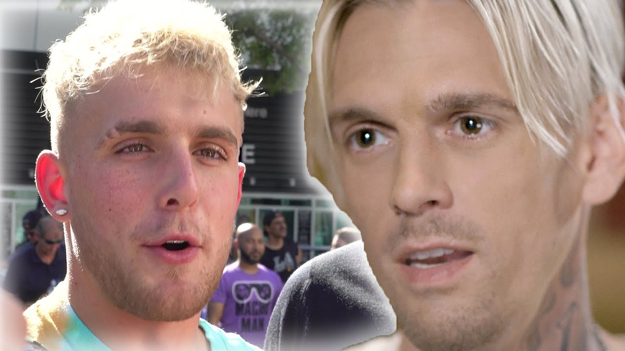 Aaron Carter Slams Jake Paul & Bryce Hall Cheating Prank Goes Viral