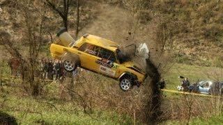 Maxx Shot 17.MISKOLC Rally 2010 action & crash