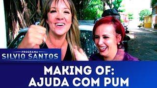 Making of: Ajuda com Pum   Câmeras Escondidas