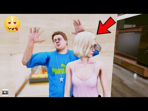 GTA 5 JIMMY REAL LIFE MOD #2 MEET MY GIRLFRIEND 😍