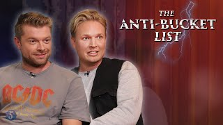 Download lagu AAN DE PILLEN OP LIVE TELEVISIE THE ANTI BUCKETLIST Gierige Gasten MP3
