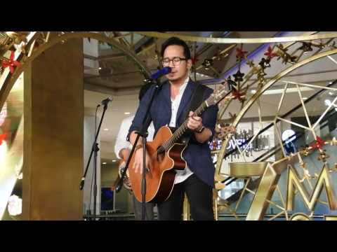 Adera - Terlambat (Live @Grand Indonesia Shopping Mall)