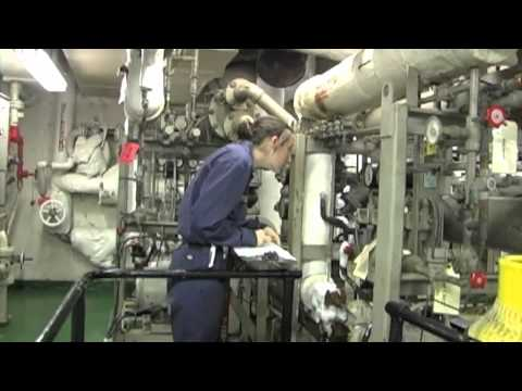 Cal Maritime Majors Pronchick Mechanical Engineering