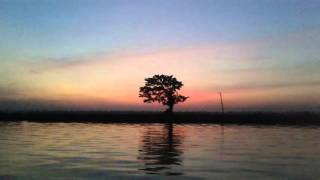 Download Hindi Video Songs - Sunset on Alappuzha backwaters